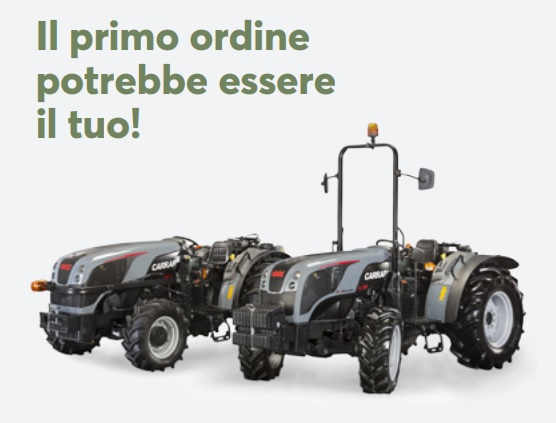 HSC Promo: Carraro hydraulic creeper!