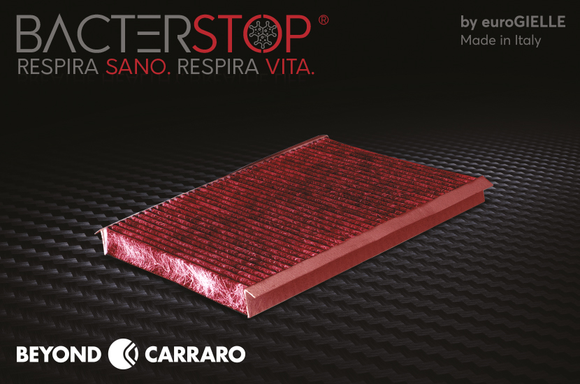 The next generation BacterStop cabin air filters