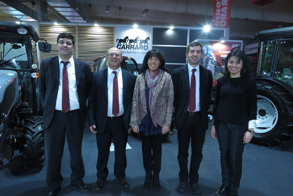 Agricortes at Fima fair